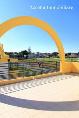 Villa in vendita a Taranto, Residenziale, Con giardino, 131 mq - Foto 4