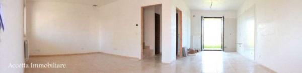 Villa in vendita a Taranto, Residenziale, Con giardino, 131 mq - Foto 12