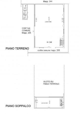 Appartamento in vendita a Milano, Affori Fn, Con giardino, 200 mq - Foto 2