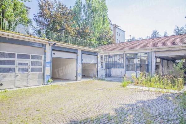 Appartamento in vendita a Milano, Affori Fn, Con giardino, 200 mq - Foto 3
