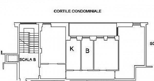Appartamento in vendita a Roma, Flaminio, Con giardino, 96 mq - Foto 4