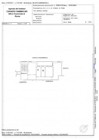 Appartamento in vendita a Roma, Flaminio, Con giardino, 96 mq - Foto 5
