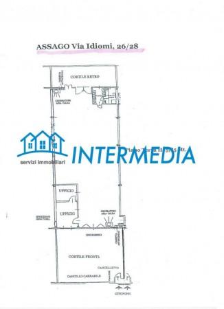 Capannone in affitto a Assago, 400 mq - Foto 2
