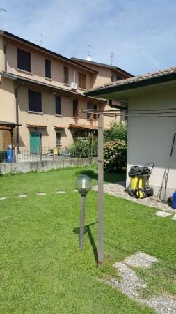 Villa in vendita a Pandino, Residenziale, Con giardino, 82 mq - Foto 6
