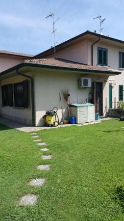 Villa in vendita a Pandino, Residenziale, Con giardino, 82 mq - Foto 14