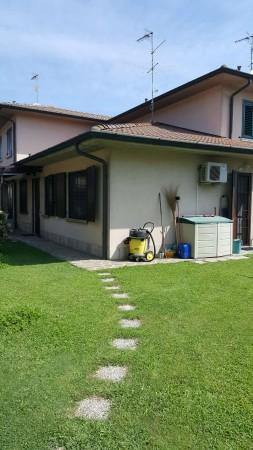 Villa in vendita a Pandino, Residenziale, Con giardino, 82 mq - Foto 10