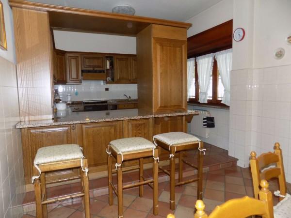 Villa in vendita a Senago, Con giardino, 356 mq - Foto 6