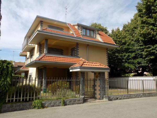Villa in vendita a Senago, Con giardino, 356 mq - Foto 2