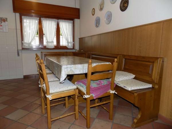 Villa in vendita a Senago, Con giardino, 356 mq - Foto 5