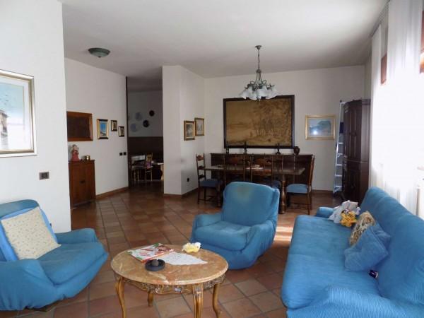 Villa in vendita a Senago, Con giardino, 356 mq - Foto 9