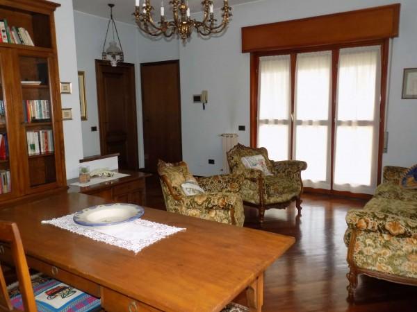 Villa in vendita a Senago, Con giardino, 356 mq - Foto 4