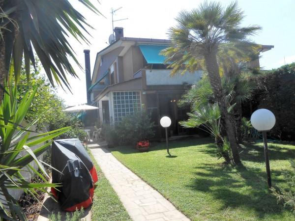 Villa in vendita a Anzio, Poggio, Con giardino, 130 mq