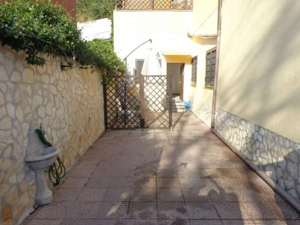 Appartamento in vendita a Roma, Casal Del Marmo - Palmarola, Con giardino, 120 mq - Foto 1