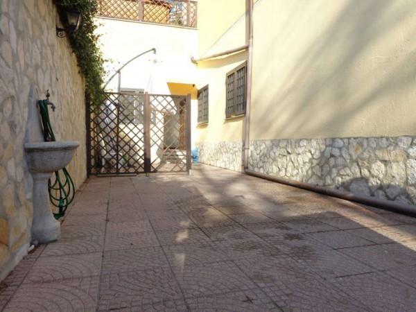 Appartamento in vendita a Roma, Casal Del Marmo - Palmarola, Con giardino, 120 mq - Foto 4