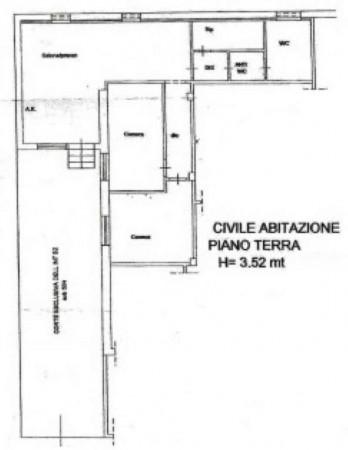 Appartamento in vendita a Roma, Casal Del Marmo - Palmarola, Con giardino, 120 mq - Foto 2