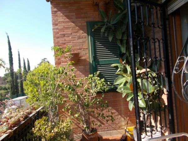 Appartamento in vendita a Roma, Aurelio, Con giardino, 200 mq - Foto 4