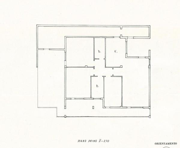Appartamento in vendita a Perugia, Oliveto - San Marco, Con giardino, 156 mq - Foto 13