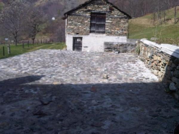 Rustico/Casale in vendita a Viù, Arredato, con giardino, 150 mq - Foto 8