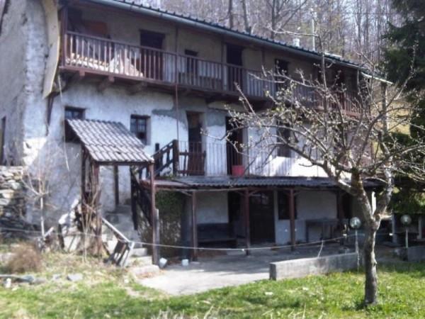 Rustico/Casale in vendita a Viù, Arredato, con giardino, 150 mq