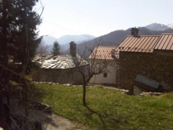 Rustico/Casale in vendita a Viù, Arredato, con giardino, 150 mq - Foto 10