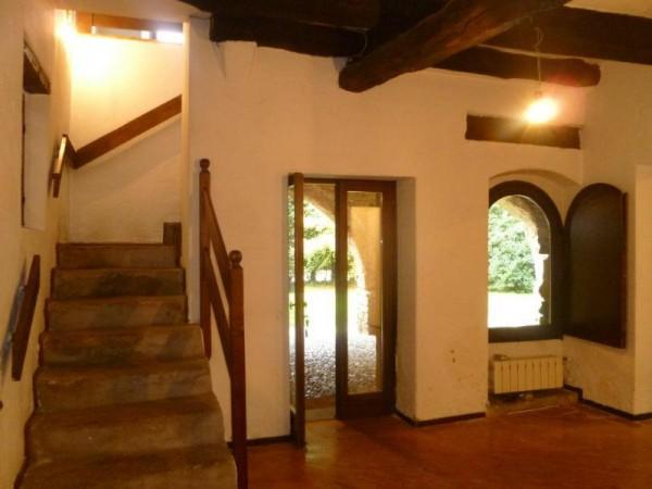 Rustico/Casale in affitto a Varese, Velate, Con giardino, 169 mq - Foto 28
