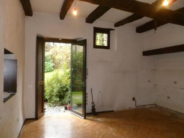 Rustico/Casale in affitto a Varese, Velate, Con giardino, 169 mq - Foto 46