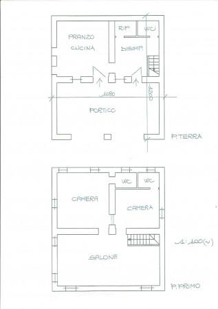 Rustico/Casale in affitto a Varese, Velate, Con giardino, 169 mq - Foto 5