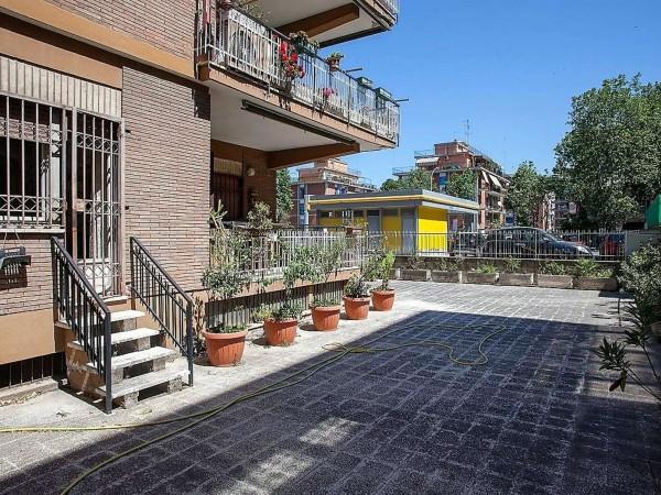 Appartamento in vendita a Roma, Lucio Sestio, Con giardino, 130 mq - Foto 13