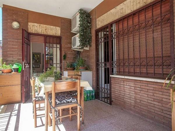 Appartamento in vendita a Roma, Lucio Sestio, Con giardino, 130 mq - Foto 12