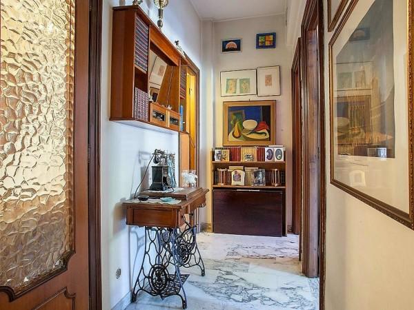 Appartamento in vendita a Roma, Lucio Sestio, Con giardino, 130 mq - Foto 10