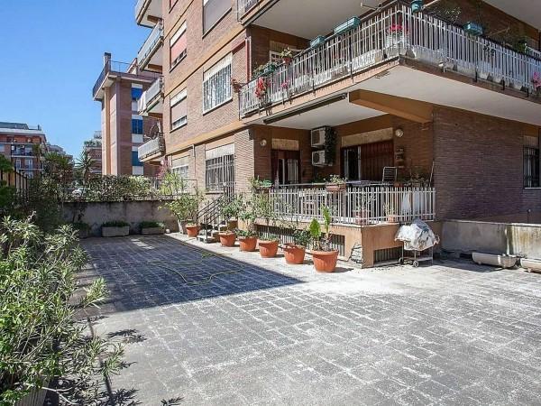 Appartamento in vendita a Roma, Lucio Sestio, Con giardino, 130 mq - Foto 14