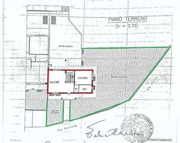Villa in vendita a Alpignano, Centro, Con giardino, 237 mq - Foto 5