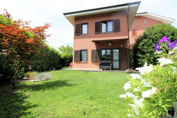 Villa in vendita a Alpignano, Centro, Con giardino, 237 mq - Foto 24