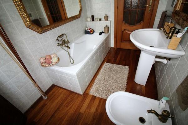 Villa in vendita a Alpignano, Centro, Con giardino, 237 mq - Foto 17