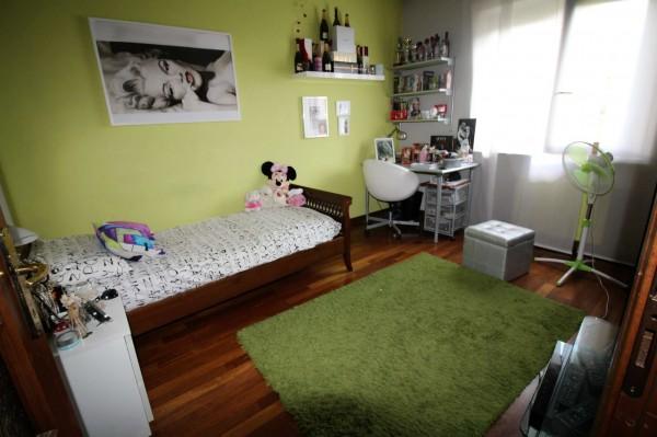 Villa in vendita a Alpignano, Centro, Con giardino, 237 mq - Foto 15