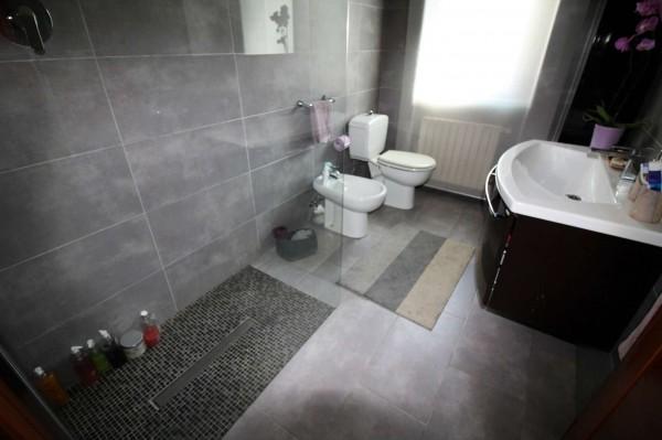 Villa in vendita a Alpignano, Centro, Con giardino, 237 mq - Foto 19