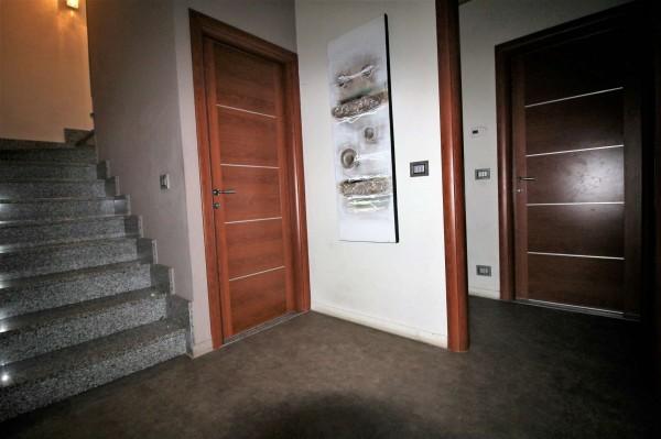 Villa in vendita a Alpignano, Centro, Con giardino, 237 mq - Foto 8