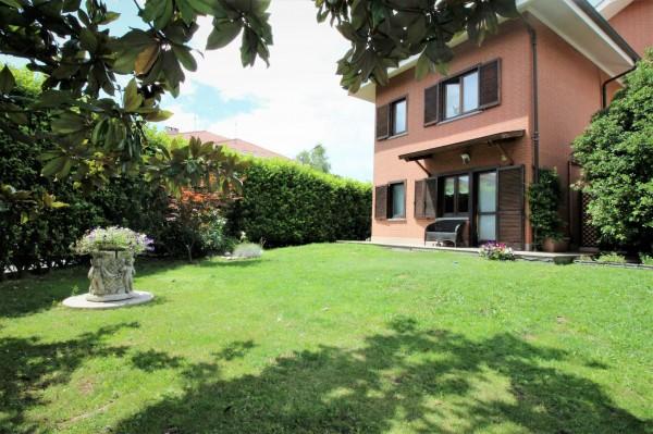 Villa in vendita a Alpignano, Centro, Con giardino, 237 mq