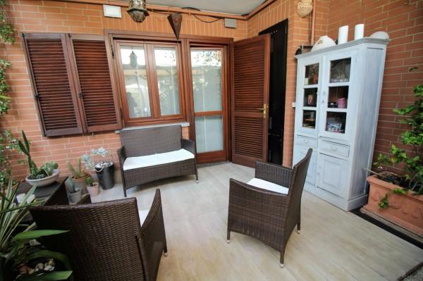 Villa in vendita a Alpignano, Centro, Con giardino, 237 mq - Foto 10