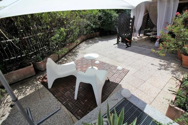 Villa in vendita a Alpignano, Centro, Con giardino, 237 mq - Foto 13