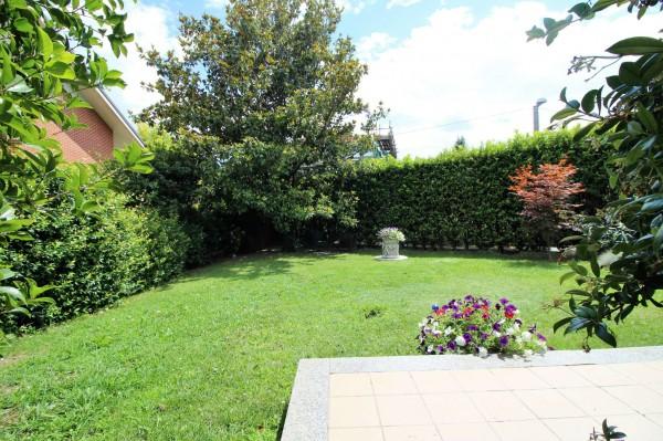 Villa in vendita a Alpignano, Centro, Con giardino, 237 mq - Foto 23