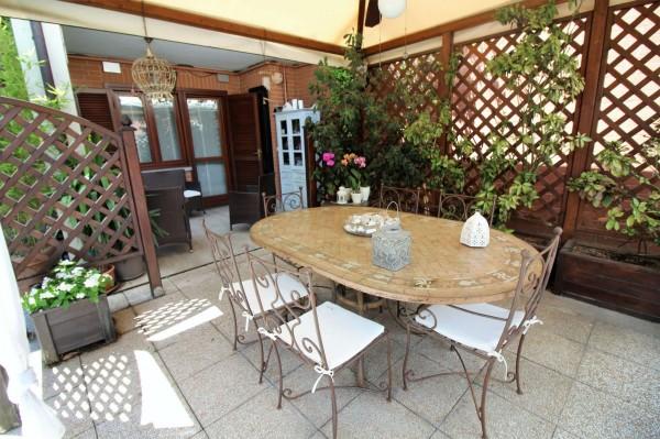 Villa in vendita a Alpignano, Centro, Con giardino, 237 mq - Foto 11