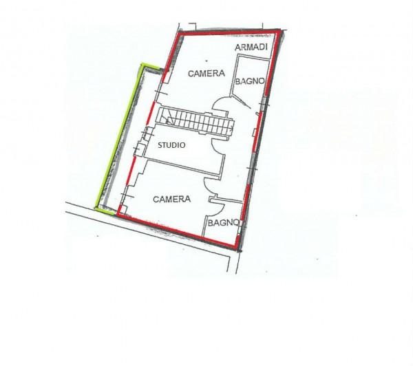 Appartamento in vendita a San Gillio, Periferia, Con giardino, 143 mq - Foto 5