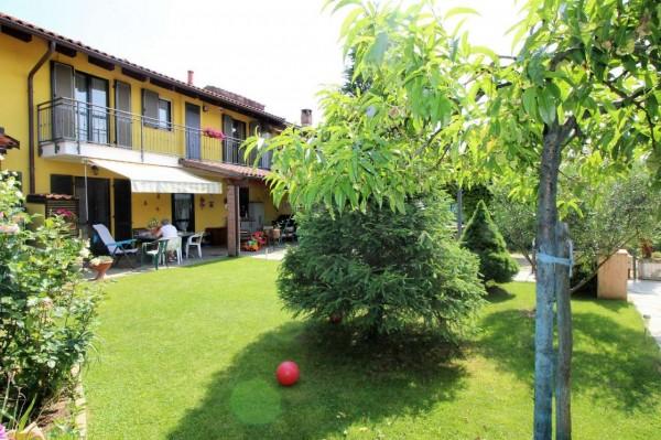 Appartamento in vendita a San Gillio, Periferia, Con giardino, 143 mq - Foto 22