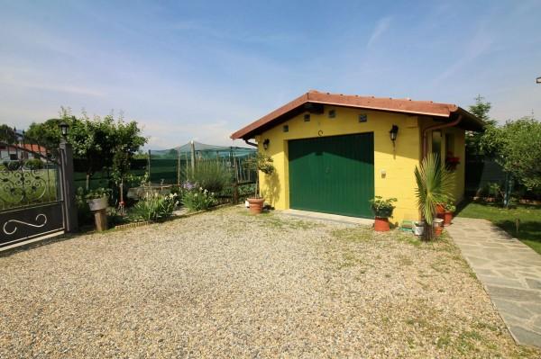 Appartamento in vendita a San Gillio, Periferia, Con giardino, 143 mq - Foto 19