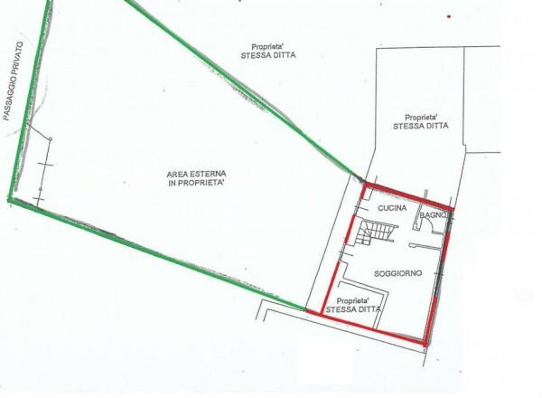Appartamento in vendita a San Gillio, Periferia, Con giardino, 143 mq - Foto 3
