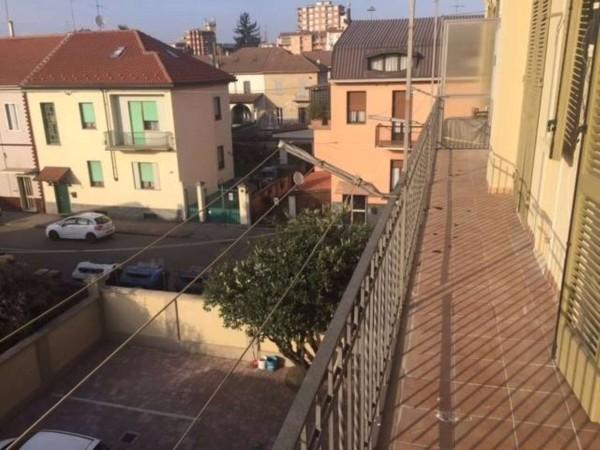 Appartamento in vendita a Alessandria, Cristo, 110 mq