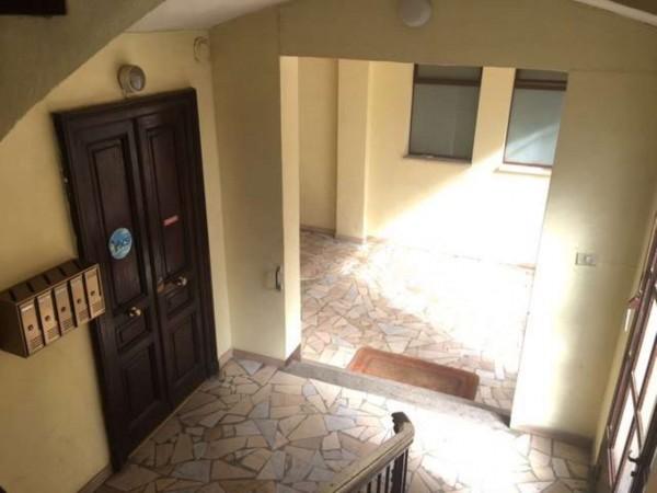 Appartamento in vendita a Alessandria, Piazza Genova, Arredato, con giardino, 150 mq - Foto 15