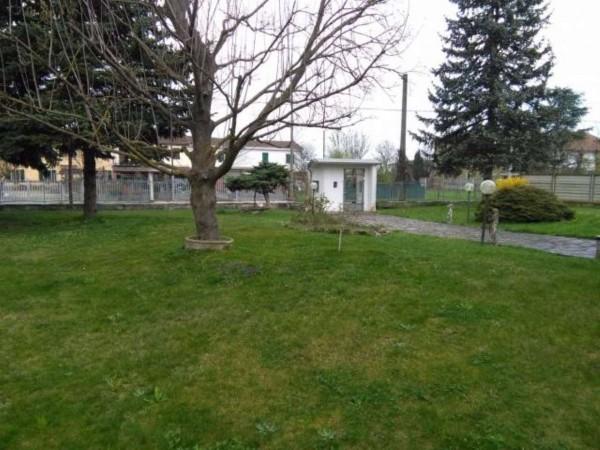 Villa in vendita a Alessandria, Cascinagrossa, Con giardino, 200 mq - Foto 12