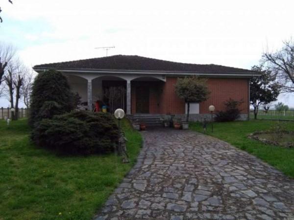 Villa in vendita a Alessandria, Cascinagrossa, Con giardino, 200 mq